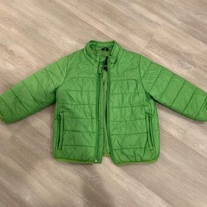 Baby Gap lightweight puffer coat size 2 years